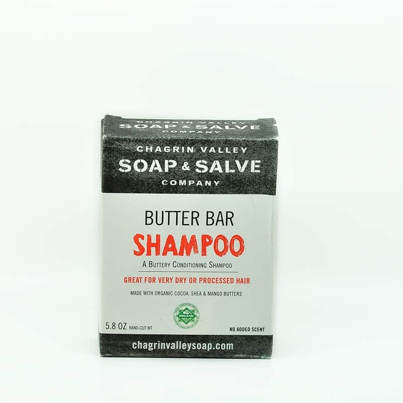 Chagrin Valley Organic Butter Bar Conditioning Shampoo 5 8oz