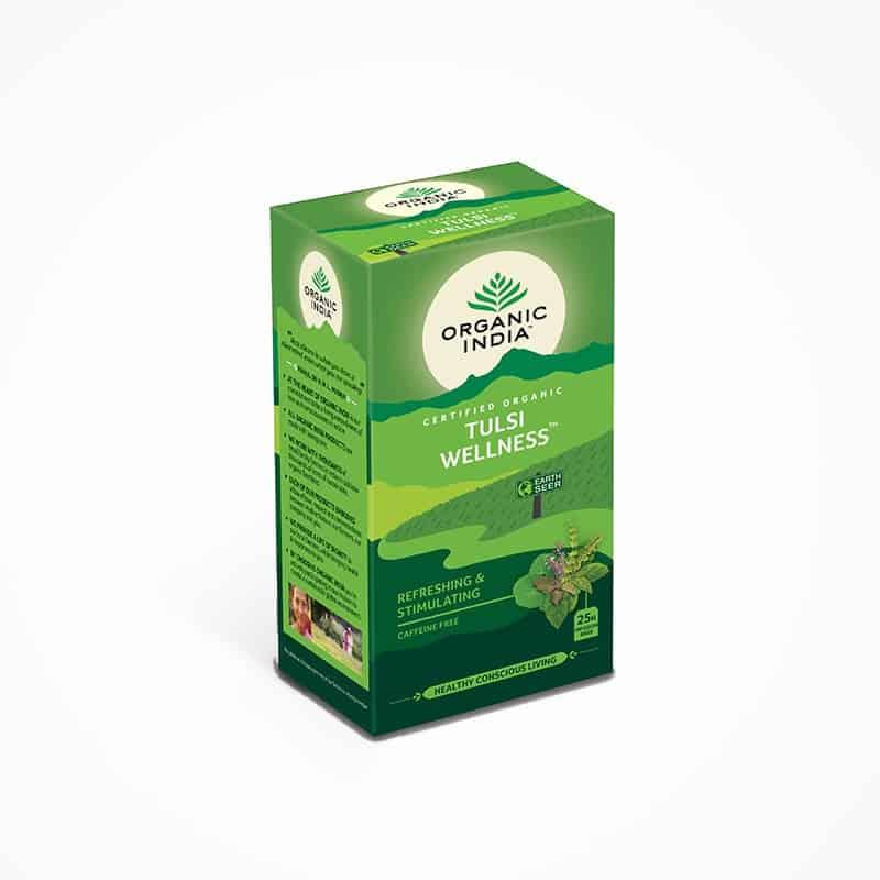 Organic India Tulsi Wellness Tea